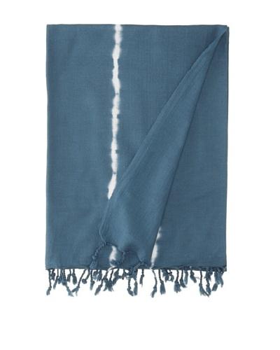 Nine Space Tie-Dye Fouta Towel [Navy]