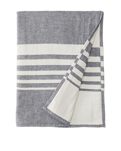 Nine Space Bali Throw, Indigo