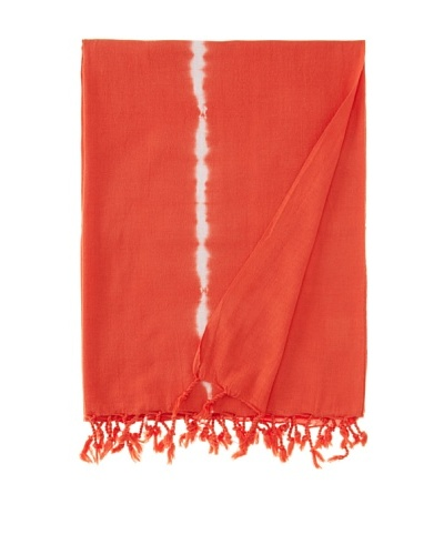 Nine Space Tie-Dye Fouta Towel [Poppy]