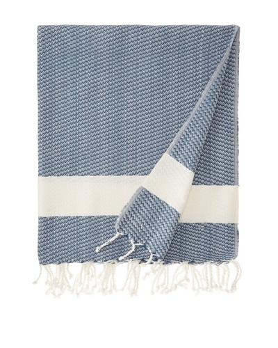 Nine Space Sultan Throw, Navy