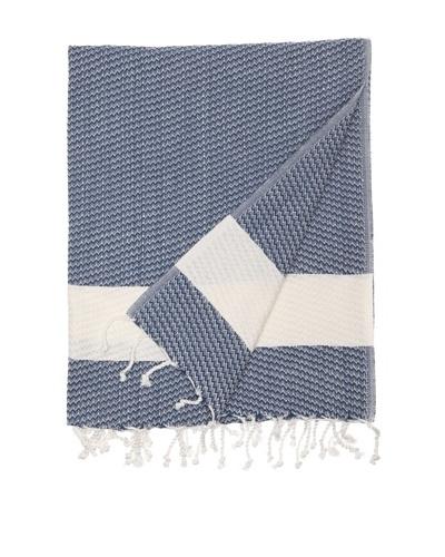 Nine Space Sultanahmet Fouta Towel [Navy]