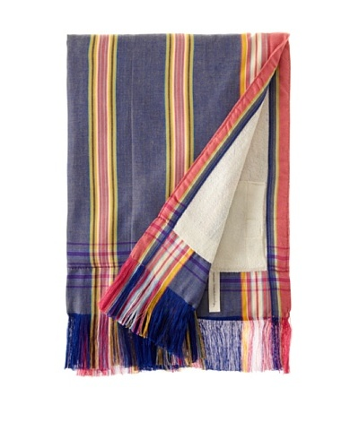 Nomadic Thread Society Fringed Surf Sarong Towel