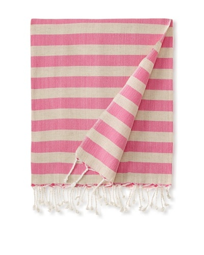 Nomadic Thread Society Linen Hammam Towel