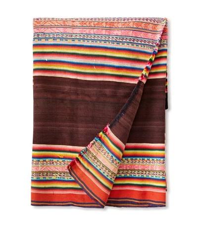 Nomadic Thread Society Peruvian Vintage Manta
