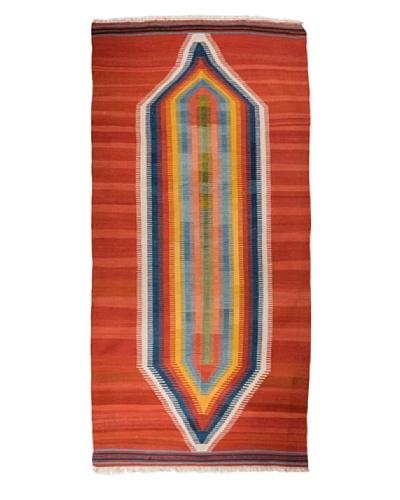 Nomads Loom Old Konya Kilim, 4' 10 x 10'