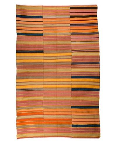 Nomads Loom Old Aegean Kilim, 5' 9 x 9' 3