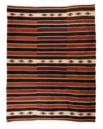 Nomads Loom Old Aegean Kilim, 5' 11 x 7' 7