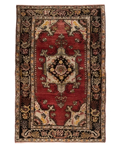 "Nomads Loom Antique Konya Rug, 4' 2"" x 6' 9"""