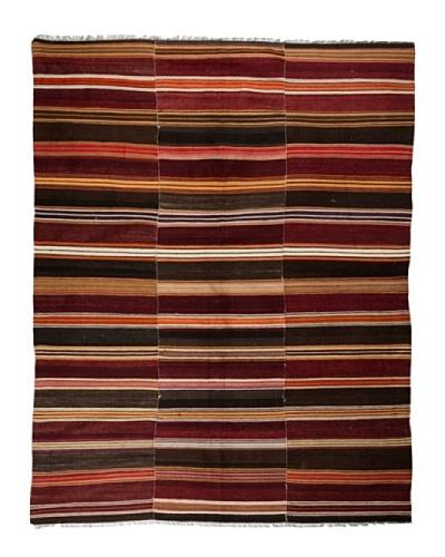 Nomads Loom Old Aegean Kilim, 5' 10 x 7' 7