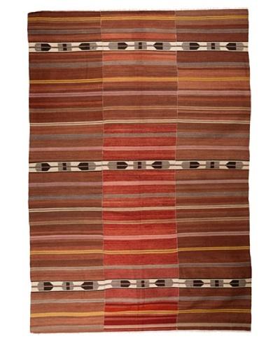 Nomads Loom Old Aegean Kilim, 5' 8 x 8' 6