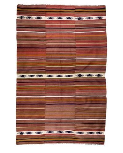 """Nomads Loom Old Aegean Kilim, 5' 5"""" x 8' 8"""""""