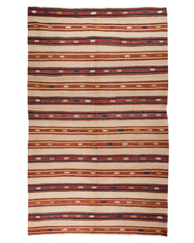 """Nomads Loom Old Aegean Kilim, 5' x 8' 3"""""""