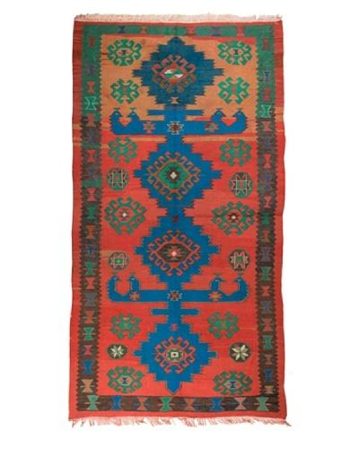 Nomads Loom Old Caucasian Kilim