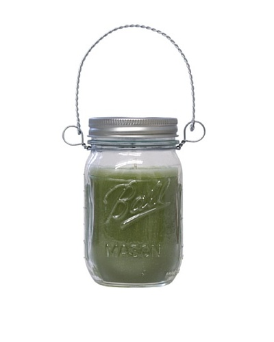 Northern Lights 12-Oz. Fresh Pear Mason Jar Candle