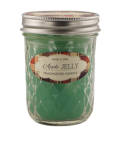 Northern Lights Farm To Table Jelly Jar Candle, Apple, 6-Oz.