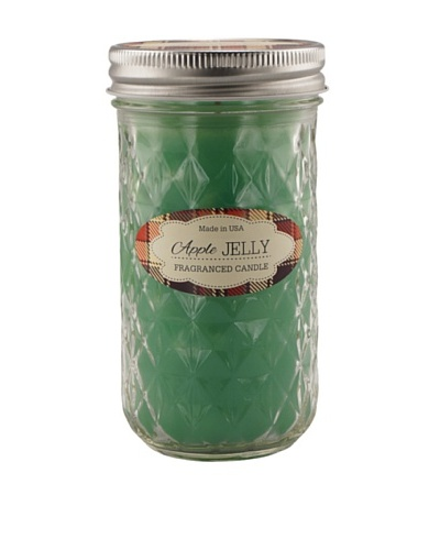 Northern Lights Farm To Table Jelly Jar Candle, Apple, 9-Oz.