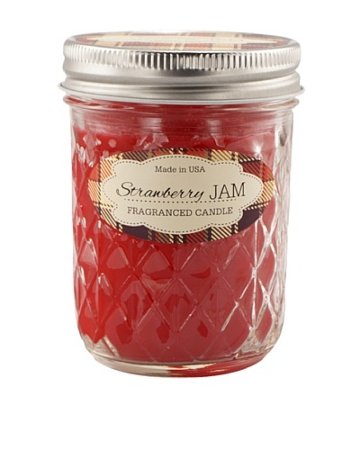 Northern Lights Farm To Table Jelly Jar Candle, Strawberry Jam, 6-Oz.