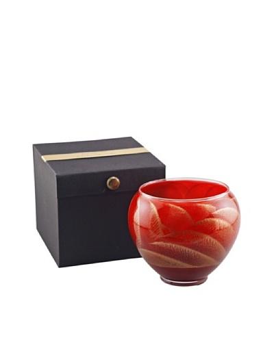 Northern Lights Candles Esque 16-Oz. Candle Vase, Cranberry