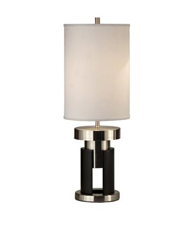 Nova Aloft Accent Table Lamp, Dark Brown