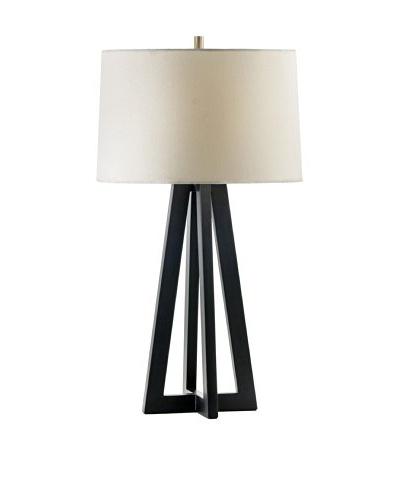Nova Giza Table Lamp, Dark Brown