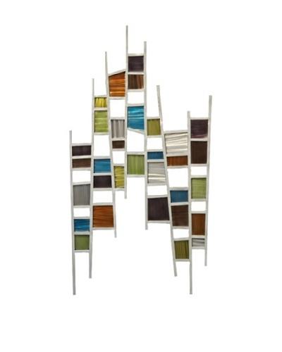 Nova Colored Windows Wall Art, Multi