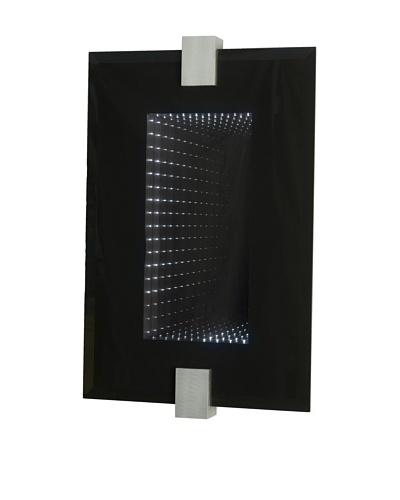 Nova Stealth Console Mirror, Black