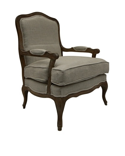 nuLOOM Madeline Linen Arm Chair