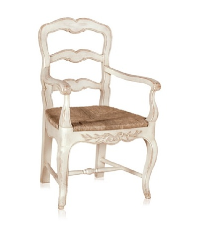 nuLOOM Sara French Chateau Style Dining Armchair