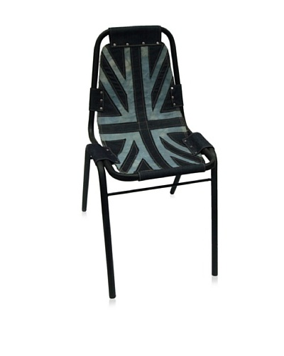 nuLOOM Dina Denim Dining Chair