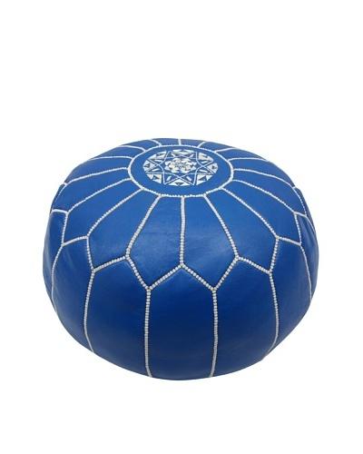 nuLOOM Moroccan Ottoman [Dark Blue]