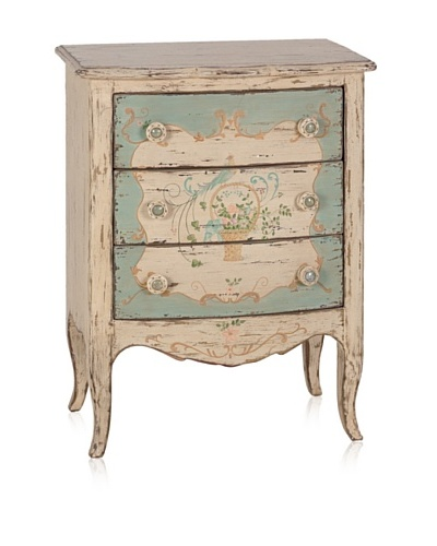 nuLOOM Rene French Chateau Style Small Dresser