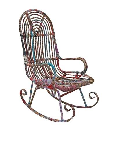 nuLOOM Mimi Rocking Chair
