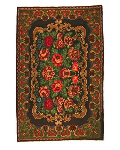 nuLOOM Rosa Vintage Bessarabian Kilim Rug