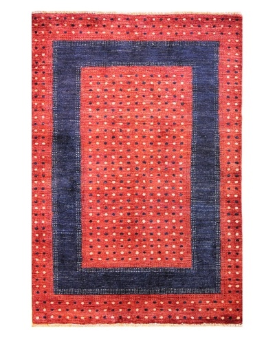 nuLOOM Hand-Knotted Gabeh Rug [Multi]