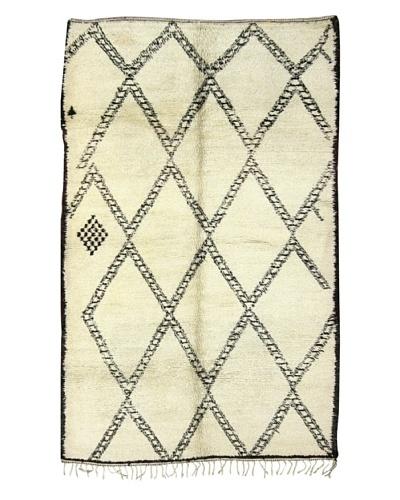 nuLOOM Vintage Moroccan Berber Rug [Natural]