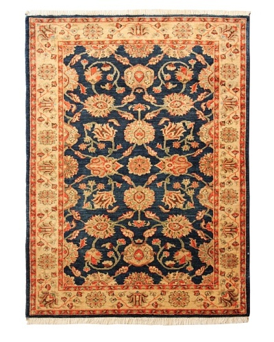 nuLOOM Hand Knotted Agra Rug, 4' x 6'
