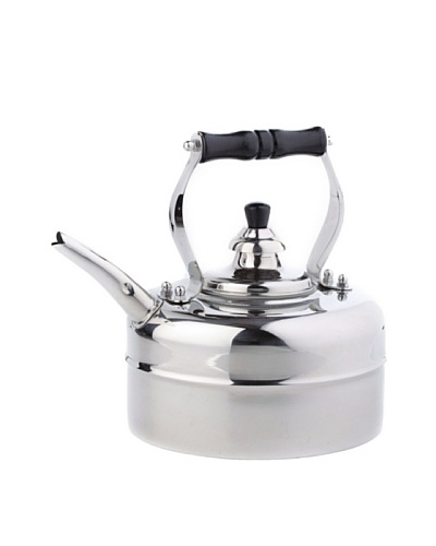 Old Dutch International Windsor 3-Qt. Stainless Steel Whistling Kettle