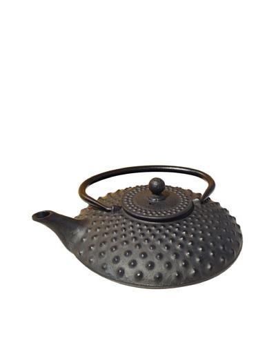 Old Dutch International Cast Iron 26-Oz. Amity Teapot, Matte Black