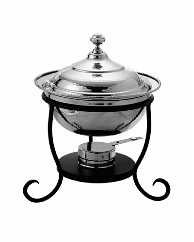 Old Dutch International 3-Qt. Stainless Steel Chafing Dish, Polished Nickel