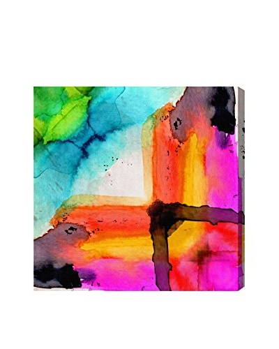 Oliver Gal Composition Number VI Canvas Art