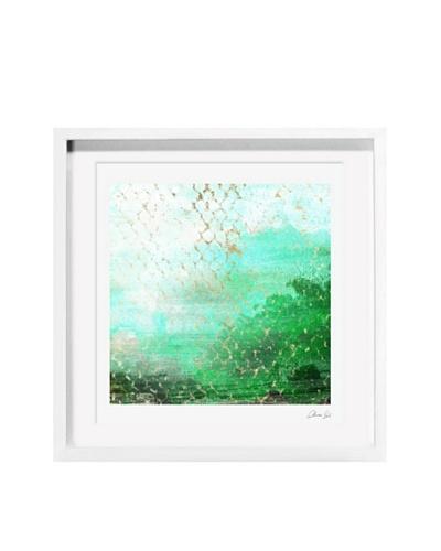 """Oliver Gal """"Faevert Meadows"""" Framed Giclée"""