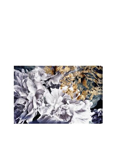 Oliver Gal Dos Gardenias Giclée Canvas Print