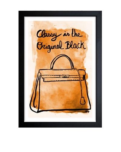 Oliver Gal The Original Black Framed Art