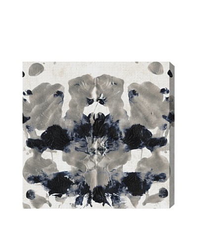 Oliver Gal Energy Silver Giclée On Canvas