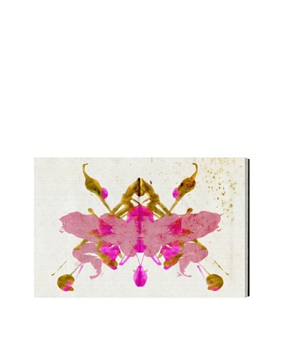 Oliver Gal Calypso Butterfly Giclée On Canvas