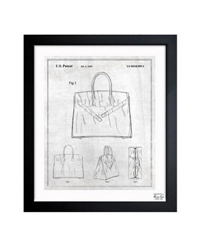 "Oliver Gal ""Birkin Handbag 2009"" Framed Print"