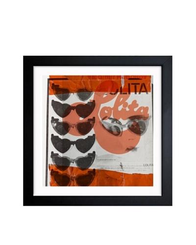 Oliver Gal Lolita Nabokov Framed Art