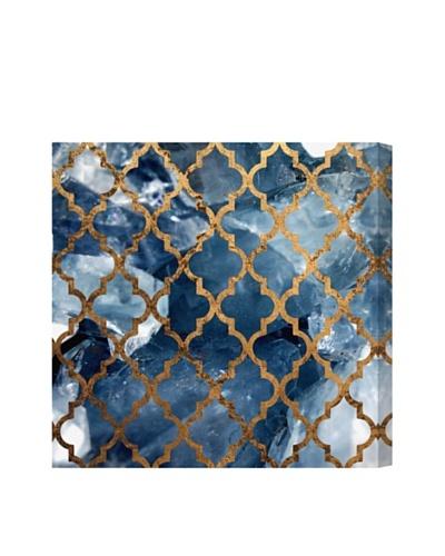 "Oliver Gal ""Arabesque Bronze"" Giclée Canvas Print"