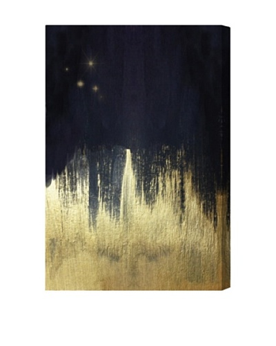Oliver Gal Starry Night Giclée On Canvas