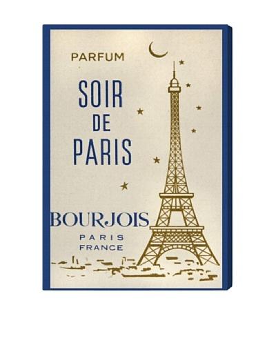 Oliver Gal Parfum Soir De Paris Canvas Art